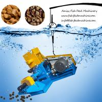 Buy cheap fish feed making machines from wholesalers