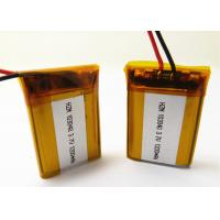 Buy cheap Mobile Phones Lithium Polymer Battery 3.7v 1200mah Lipo Battery With PCM 103040 from wholesalers