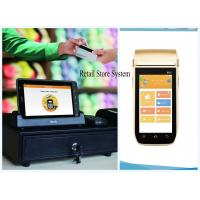 Buy cheap Data collector and pos system terminal for retail stores inventory and payment-AUTOID DJ V90 from wholesalers