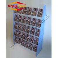 Buy cheap Supermarket Floor Standing Acrylic POP Displays / Permanent Retail Display Stand from wholesalers