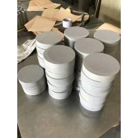 Buy cheap 0.2um Porous Sintered Powder Filter Cartridge , Sintered Mesh Filter S304 S304L S316 S316L S310 from wholesalers