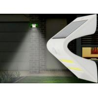 Buy cheap Exterior Security Solar Motion Wall Light PIR Inductive Lighting System from wholesalers