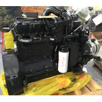 Buy cheap Cement Tank 8.9L L Series Diesel Engine Motor  , Cummins Truck Engines product