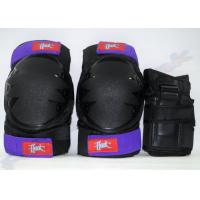 Buy cheap Durable Ventilated Roller Skate Protective Gear Knee Pad Wrist Guard Good Protection from wholesalers