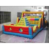 Buy cheap Exciting Inflatable Rock Climbing Wall , Shopping Mall Mountain Customized from wholesalers