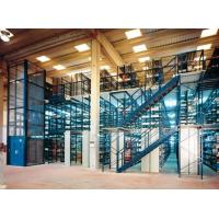 Buy cheap Mezzanine Floor Attic Rack Lean Manufacturing from wholesalers