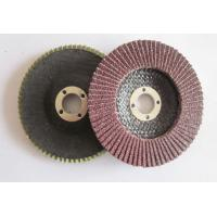 Buy cheap 4.5inch 115mm Abrasive Disc Angle Grinding Abrasive Flap Disc from wholesalers