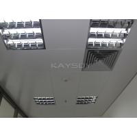 Buy cheap Aluminum Clip In Ceiling Tiles 2x2 For Hanging , metal ceiling panels from wholesalers