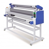 China High Quality Industrial Automatic Low Temperature Cold Mounting Film Laminating Machine on sale