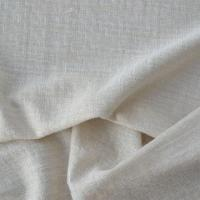 Buy cheap Mercerized knitted linen/silk 30/70 apparel fabric, 135cm width product