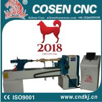Buy cheap COSEN cnc wood turning machinery from China factory looking for distributer in South America from wholesalers