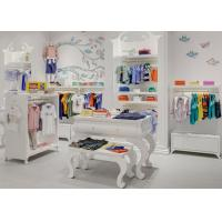 Buy cheap Kids Shop Display Furniture / Retail Apparel Fixtures Lovely Elegant Style from wholesalers
