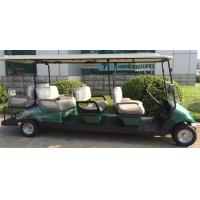 Buy cheap Electric Power 8 Seater Golf Carts Shuttle Bus With 4KW Motor / LED Lights from wholesalers