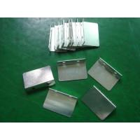 Buy cheap Polishing Precision Metal Short Run Stamping , Copper Stamping Foil Parts With Tin Plating from wholesalers