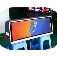 Buy cheap MBI5124 / ICN 2038S 5mm Taxi Led Advertising Sign With 2 Years Warranty 6000cd/㎡ from wholesalers