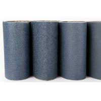 Buy cheap 100 Grit Floor Sanding Belts Zirconia Aluminum Abrasives / Close Coated from wholesalers