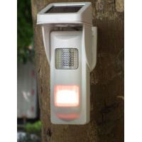 Buy cheap Outdoor Solar  Alarm Motion Detectors With Sound & Light Alert For Park Fire Fighting from wholesalers