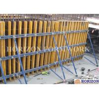 H20 Timber Beam Wall Formwork Systems 6m Height Universal For Vertical Walls