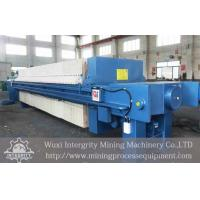 Buy cheap Membrane High Pressure Filter Press Machine Tailings Dewatering from wholesalers