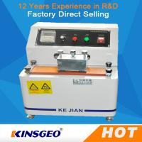 Buy cheap 1φ,220V/50Hz 20N Durability Printing Paper Testing Machine Abrasion Ink Rub Tester from wholesalers