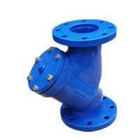 Buy cheap Water Oil And Gas Y Strainer Filter Pressure Relief Valve Small Resistance from wholesalers