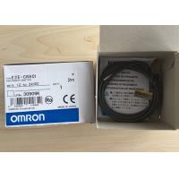 Buy cheap Omron Magnetic Proximity Switch 10 To 24 Vdc E2e-cr8c1 For Yin Auto Machine from wholesalers