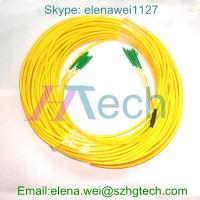 Buy cheap LC/APC 4 Core Fiber Optic Patch Cable Assemblies from wholesalers