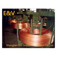 Buy cheap Oxygen Free Upward CCM 17mm Rod Copper Continuous Casting Machine 5000mt / y product
