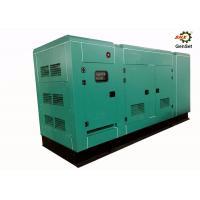 Buy cheap 60Hz 220V 3 Phase Generator 240KW / 300KVA Silent Diesel Generator Diesel Genset product