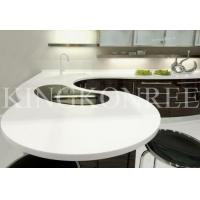 Acrylic Solid Surface Kitchen Island