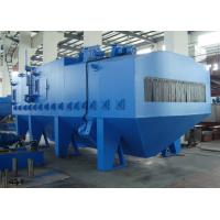 Buy cheap High Efficiency Steel Plate Shot Blasting Machine , 120T/h Lifting from wholesalers