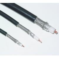 Buy cheap Low Loss 240 50 Ohm Coaxial Cable with 1.42mm Bare Copper in Tinned Copper Braiding from wholesalers