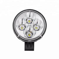 Buy cheap 12W LED work light with 4pcs*3w High-power Epistar LED with Flood beam and Pencil beam for Off road vehicle product