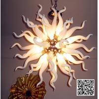 Buy cheap Sell art glass lightings China supplier, DJ-1040 from wholesalers