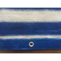 Buy cheap Customized Hdpe Shade Net Balcony Safety Netting Blue And White from wholesalers