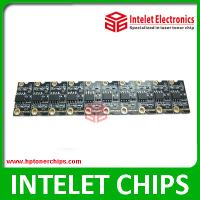 Buy cheap compatible toner cartridge chip:Xerox 6121 chip for Xerox, KCMY from wholesalers