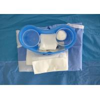 Buy cheap Ophtahlmic Custom Surgical Packs , Eye Sterile Surgical Kit Single Use from wholesalers
