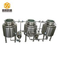Buy cheap Home / Pilot Beer Distillery Equipment 100 Liter With Electrical Heating from wholesalers