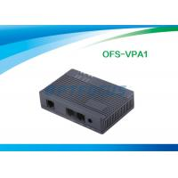 Buy cheap 10 / 100Base-T RJ-45 GSM VOIP FXS Gateway ATA 1 Port SIP H.323 10% - 65% Relative Humidity from wholesalers