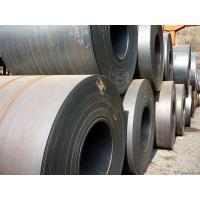 Buy cheap Large Hot Rolled Steel Sheet Coil Anti Slip High Surface Hardness For Power Plants from wholesalers