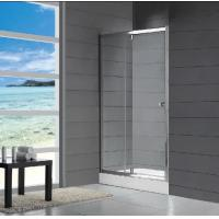 Buy cheap custom frosted Glass Enclosed Showers / shower cabinets for home product