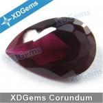 Buy cheap Corundum ruby Gemstone from wholesalers