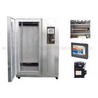 Buy cheap High Precision Walk In Test Chamber Environmental Friendly R23 / R404A Refrigerant from wholesalers