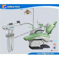 China Multifunction Top Hanging Type Intergral Dental Chair Unit with Automatic Pure Water System on sale