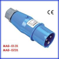 Buy cheap Industrial Plug, Male Plug, IEC 309 from wholesalers