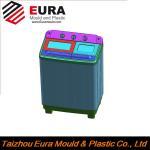 Buy cheap EURA Taizhou Huangyan plastic washing machine injection moulding from wholesalers