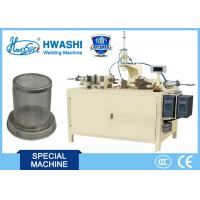 Buy cheap Seam Stainless Steel Welder Machine For Teapot Mesh , Long Service Life from wholesalers