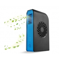 Buy cheap Power Bank Lithium Rechargeable Battery Powered Fan from wholesalers