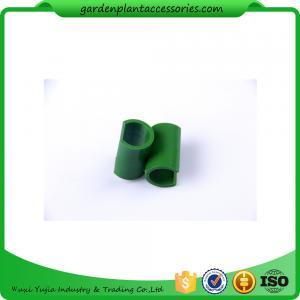 Buy cheap 8mm Reusable Garden Cane Connectors Green Color Long Lasting product