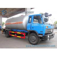 Buy cheap 12000L Lpg Tanker Truck  / Lpg Gas Tanker Truck 1mm Rust Thickness For Lpg Cylinder from wholesalers